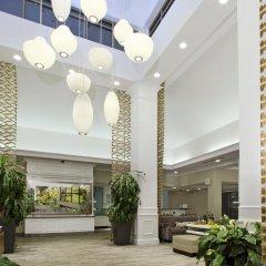Отель Hilton Garden Inn Columbus-University Area США, Колумбус - отзывы, цены и фото номеров - забронировать отель Hilton Garden Inn Columbus-University Area онлайн интерьер отеля фото 2