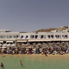 Отель Acrogiali пляж