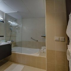 Отель Ajman Beach Аджман ванная