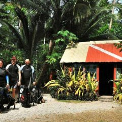 Отель Dolphin Bay Divers Matei Фиджи, Остров Тавеуни - отзывы, цены и фото номеров - забронировать отель Dolphin Bay Divers Matei онлайн фото 3