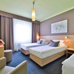 Отель Atlantic Hotel Чехия, Прага - 11 отзывов об отеле, цены и фото номеров - забронировать отель Atlantic Hotel онлайн комната для гостей фото 5