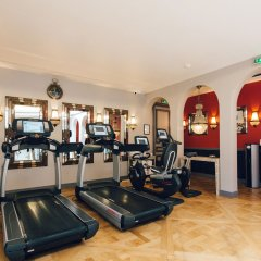 Отель Saint James Paris фитнесс-зал