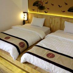Отель Binh Yen Hotel Вьетнам, Далат - 1 отзыв об отеле, цены и фото номеров - забронировать отель Binh Yen Hotel онлайн комната для гостей фото 5