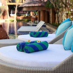 Отель Jimbaran Bay Beach Resort & Spa сауна