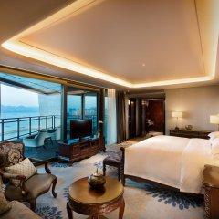 Отель Hilton Shenzhen Shekou Nanhai комната для гостей фото 4