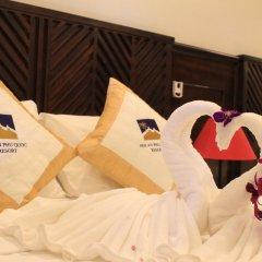 Отель Hoi An Phu Quoc Resort детские мероприятия