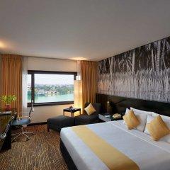 Отель Cinnamon Lakeside Colombo комната для гостей