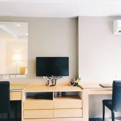 Апартаменты Marigold Ramkhamhaeng Boutique Apartment удобства в номере