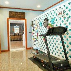 Отель Phaithong Sotel Resort фитнесс-зал фото 4