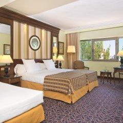 Отель Meliá Barajas Испания, Мадрид - отзывы, цены и фото номеров - забронировать отель Meliá Barajas онлайн комната для гостей фото 3