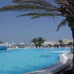 Отель Baya Beach Aqua Park Resort & Thalasso Тунис, Мидун - отзывы, цены и фото номеров - забронировать отель Baya Beach Aqua Park Resort & Thalasso онлайн бассейн фото 3