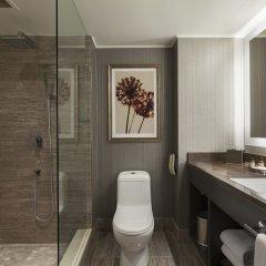Отель The Fairmont Waterfront Канада, Ванкувер - отзывы, цены и фото номеров - забронировать отель The Fairmont Waterfront онлайн ванная