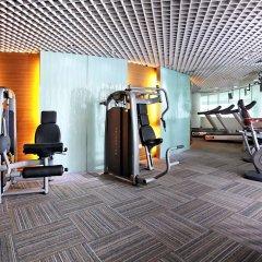 Village Hotel Changi фитнесс-зал