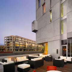 Отель art'otel cologne, by Park Plaza Германия, Кёльн - 4 отзыва об отеле, цены и фото номеров - забронировать отель art'otel cologne, by Park Plaza онлайн вид на фасад