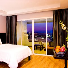 Отель Casa Del M Resort Phuket комната для гостей фото 3