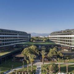 Отель Voyage Belek Golf & Spa - All Inclusive Белек приотельная территория