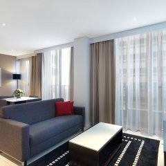 Отель Meriton Suites Pitt Street Австралия, Сидней - отзывы, цены и фото номеров - забронировать отель Meriton Suites Pitt Street онлайн комната для гостей фото 3