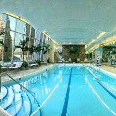 Отель Millenium Hilton США, Нью-Йорк - 1 отзыв об отеле, цены и фото номеров - забронировать отель Millenium Hilton онлайн бассейн фото 2