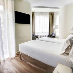 Отель Sercotel Hotel Europa Испания, Сан-Себастьян - 1 отзыв об отеле, цены и фото номеров - забронировать отель Sercotel Hotel Europa онлайн комната для гостей фото 2