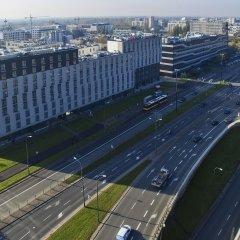 Отель Апарт-отель City Comfort Польша, Варшава - 8 отзывов об отеле, цены и фото номеров - забронировать отель Апарт-отель City Comfort онлайн фото 3