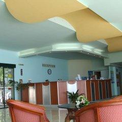 Отель Interhotel Pomorie Болгария, Поморие - 2 отзыва об отеле, цены и фото номеров - забронировать отель Interhotel Pomorie онлайн интерьер отеля фото 3