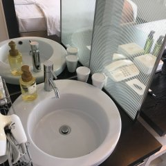 S Peria Hotel Nagasaki Нагасаки ванная