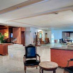 Отель Miguel Angel by BlueBay Испания, Мадрид - 2 отзыва об отеле, цены и фото номеров - забронировать отель Miguel Angel by BlueBay онлайн интерьер отеля