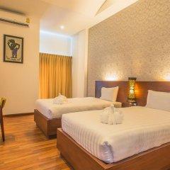 Jingjit Hotel комната для гостей фото 2