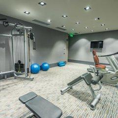 City Center Hotel фитнесс-зал фото 4