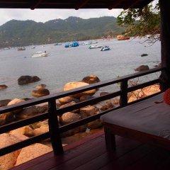 Отель Sensi Paradise Beach Resort балкон