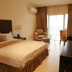 Отель Mikhael's Hotel Республика Конго, Браззавиль - отзывы, цены и фото номеров - забронировать отель Mikhael's Hotel онлайн комната для гостей фото 5