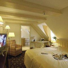 Отель Forsthaus Heiligenberg комната для гостей фото 5