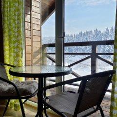 Гостиница Villa Rechka балкон