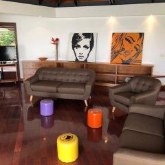 Отель Villa Riviera - Tahiti Французская Полинезия, Пунаауиа - отзывы, цены и фото номеров - забронировать отель Villa Riviera - Tahiti онлайн развлечения
