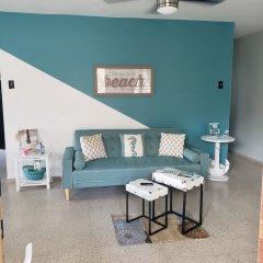 Отель Kassa Wista Azzul - 1&2 Пуэрто-Рико, Ормигерос - отзывы, цены и фото номеров - забронировать отель Kassa Wista Azzul - 1&2 онлайн комната для гостей фото 3