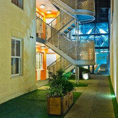 Отель Grand Plaza Serviced Apartments Великобритания, Лондон - отзывы, цены и фото номеров - забронировать отель Grand Plaza Serviced Apartments онлайн балкон
