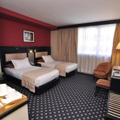 Отель Best Western Hotel Toubkal Марокко, Касабланка - 1 отзыв об отеле, цены и фото номеров - забронировать отель Best Western Hotel Toubkal онлайн комната для гостей фото 4