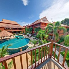 Отель Andamanee Boutique Resort Krabi балкон