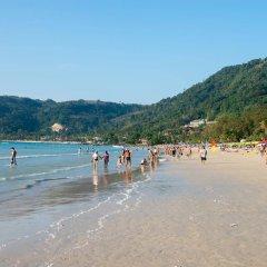 The Allano Phuket Hotel пляж