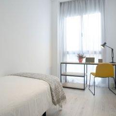 Отель Aspasios Atocha Apartments Испания, Мадрид - отзывы, цены и фото номеров - забронировать отель Aspasios Atocha Apartments онлайн комната для гостей фото 5
