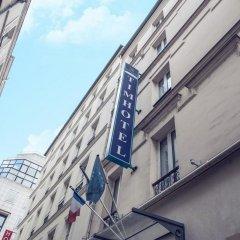 Отель Timhotel Paris Gare de Lyon фото 10