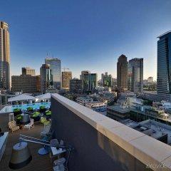 Отель Indigo Tel Aviv - Diamond Exchange Рамат-Ган балкон