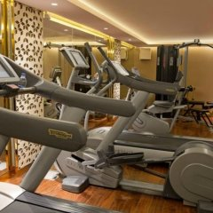 Отель The Claridges New Delhi фитнесс-зал фото 2