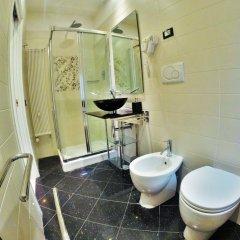 Отель Tre R Италия, Рим - отзывы, цены и фото номеров - забронировать отель Tre R онлайн ванная фото 2