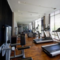 Отель Centro Sharjah ОАЭ, Шарджа - - забронировать отель Centro Sharjah, цены и фото номеров фитнесс-зал фото 3