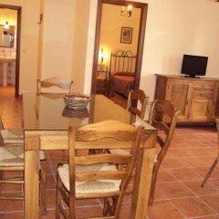 Отель Apartamentos Rurales Molino Almona питание