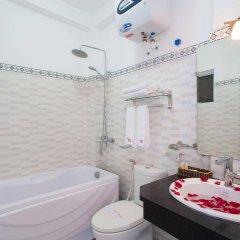 Отель Hang My Hotel Вьетнам, Ханой - отзывы, цены и фото номеров - забронировать отель Hang My Hotel онлайн ванная фото 2