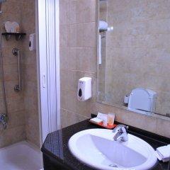 Отель Larsa Hotel Иордания, Амман - отзывы, цены и фото номеров - забронировать отель Larsa Hotel онлайн ванная фото 2
