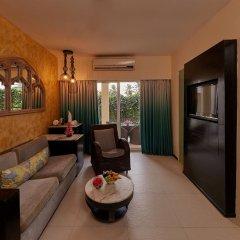 Отель Royal Orchid Beach Resort & Spa Гоа комната для гостей фото 3