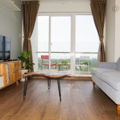 Отель KHouse Apartment Вьетнам, Вунгтау - отзывы, цены и фото номеров - забронировать отель KHouse Apartment онлайн комната для гостей фото 4